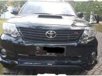 Jual mobil Toyota Fortuner G TRD 2014 SUV