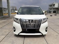 Toyota Alphard G S C Package 2017 Automatic