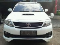 Toyota Fortuner TRD AT Tahun 2014 Automatic