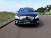 Toyota Innova V Luxury 2014