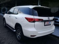 Toyota Fortuner 2.4 Automatic 2017