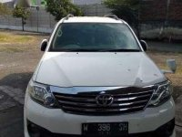 Toyota Fortuner 2.7 G LUX AT tahun 2011