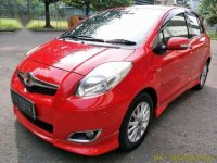 Toyota Yaris S Limited 2010 Matic Merah