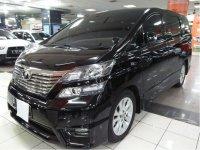 Toyota Vellfire X AT Tahun 2014 Automatic