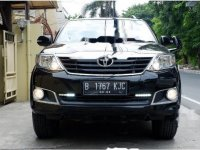 Dijual mobil Toyota Fortuner G Luxury 2012 SUV