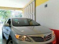 Toyota Altis G AT Silver Tahun 2012