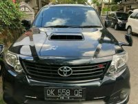 Toyota Fortuner TRD Diesel Automatic 2014