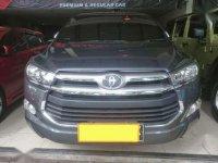 Toyota Kijang Innova V AT Tahun 2017 Automatic