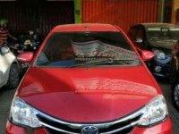 Dijual Toyota Etios Valco G 2016
