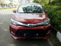 Dijual mobil Toyota Avanza Veloz 2016 MPV