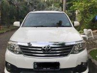 Dijual mobil Toyota Fortuner G TRD 2012 SUV