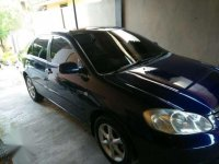 Toyota Corolla Altis G MT Tahun 2003 Manual