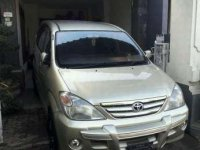 Toyota Avanza G 2005 MPV