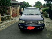 Dijual Toyota Kijang LGX-D 2001