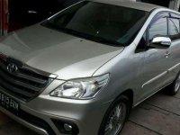 Dijual Toyota Kijang Innova G Luxury 2013