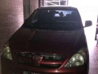 Dijual Toyota Kijang Innova  G Luxury 2005