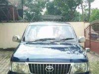 Jual mobil Toyota Kijang LGX-D Tahun 2002 MPV