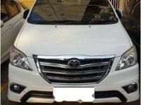 Dijual mobil Toyota Kijang Innova V Luxury 2014 MPV