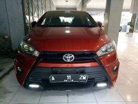 Toyota Yaris TRD Sportivo 2014 Hatchback Automatic