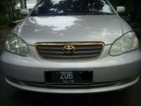 Dijual Toyota Corolla Altis G 2004