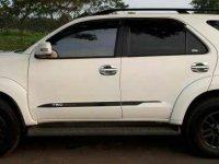 Jual Toyota Fortuner G TRD Sportivo Diesel 2015
