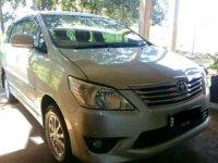 Dijual Toyota Kijang Innova V 2013