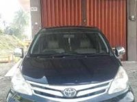 Toyota Avanza G MT Tahun 2014 Manual