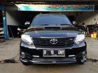 Dijual mobil Toyota Fortuner G TRD 2014 SUV