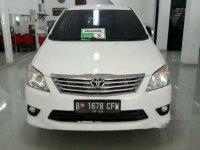Dijual mobil Toyota Kijang Innova G 2012 MPV