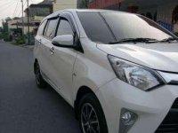 Toyota Calya G Manual Putih 2016