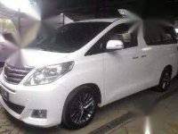 Dijual Toyota Alphard G 2014