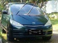 Dijual Toyota Previa 2002