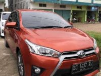 jual Yaris Wish G 2017 Manual