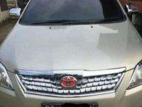 Toyota Kijang Innova G MT Tahun 2012 Manual