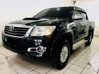Toyota New Hilux 2.5 G Double Cabin 2012