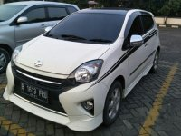 Dijual mobil Toyota Agya TRD Sportivo 2016 Hatchback