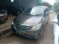 Toyota Innova Q Diesel Luxury 2014
