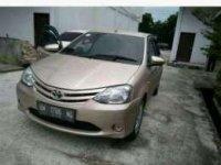Dijual Toyota Etios Valco JX 2013