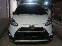 Jual mobil Toyota Sienta G 2016 MPV