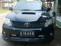 Toyota Fortuner TRD VNT MATIC 2014