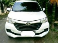 Toyota Avanza E MT Tahun 2016 Manual
