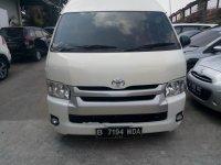Toyota Hiace High Grade Commuter 2016 Van Manual