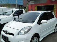 Toyota Yaris TRD Sportivo MT Tahun 2012 Manual