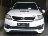 Toyota Fortuner 2.5 G TRD Sportivo Automatic Tahun 2015