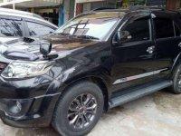 Toyota Fortuner Diesel VNT TRD 2014