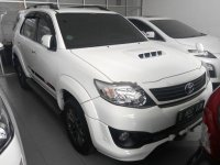 Dijual mobil Toyota Fortuner TRD G Luxury 2014 SUV