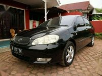Toyota Corolla Altis G MT Tahun 2001 Manual