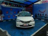 Jual cepat Toyota Etios E MT 2015 white