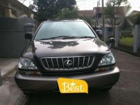 Toyota Harrier 300G Th 2002