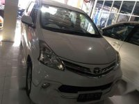 Toyota Avanza G Luxury 2014 Manual